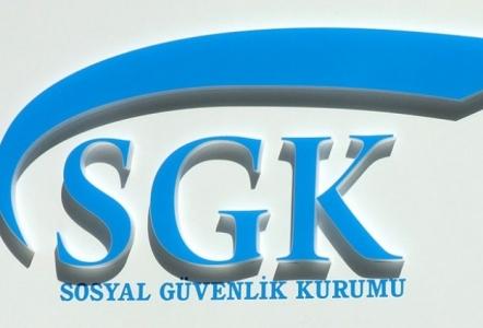 SGK'da yeni dönem başlıyor !