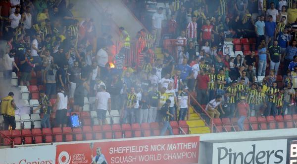Sheffıeld Unıted: 2 - Fenerbahçe: 1