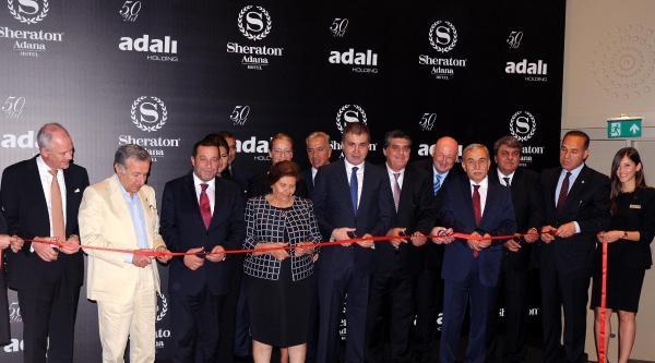 Sheraton Adana Oteli Açıldı