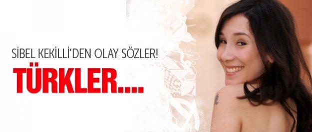 Sibel Kekilli'den olay açıklama! Türkler...
