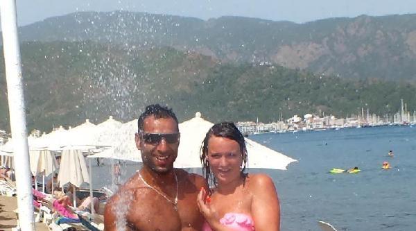 Sıcaklar Marmaris'i Kavurdu, Plajlar Doldu