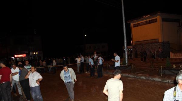 Şiddetli Yağmur Kayseri'de Sel Baskınlarına Neden Oldu