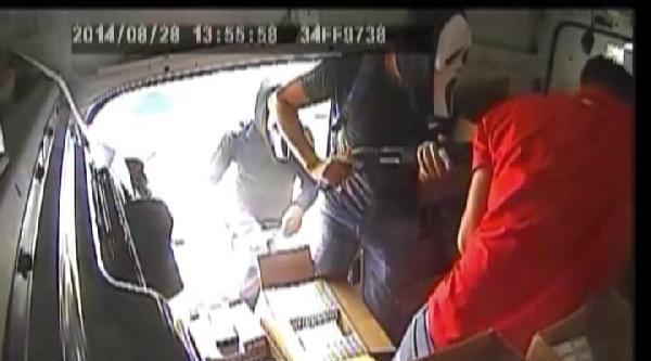 Sigara Gaspçılarını Gece Görüşlü Kamera Yakalattı