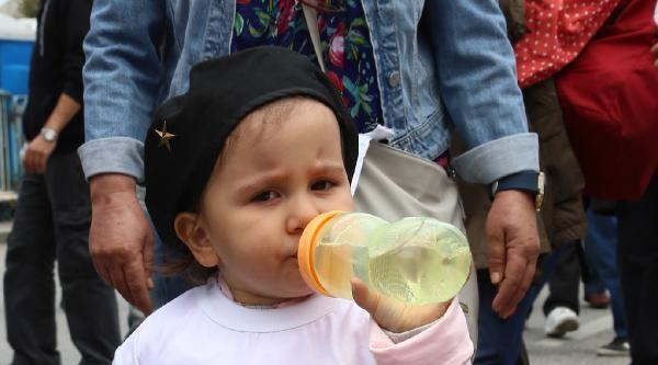 Sıhhiye Meydanı'nda 1 Mayıs Emek Ve Dayanışma Günü (1)