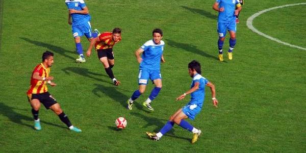 Siirtspor - Kizilcabölükspor: 1-2