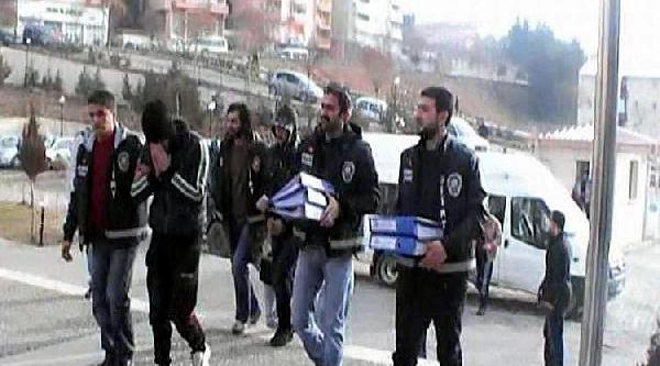 Siirt'te Fuhuş Operasyonu: 6 Kişi Gözaltinda