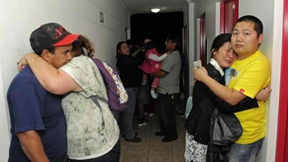 Şili'de 8.2 Büyüklüğünde Deprem ve Tsunami...
