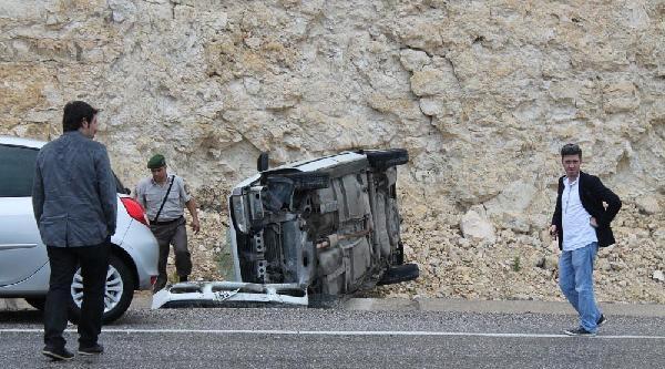 Silifke'de 3 Kazada 1 Kişi Öldü, 3 Kişi Yaralandı