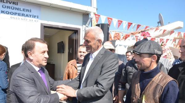 Silivri'de Başkan Işiklar'dan Balıkçılara Destek