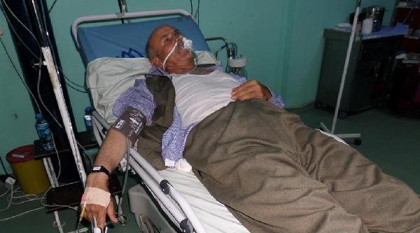 Silopi'de Polisin Attığı Biber Gazı Evin Bahçesine Düştü