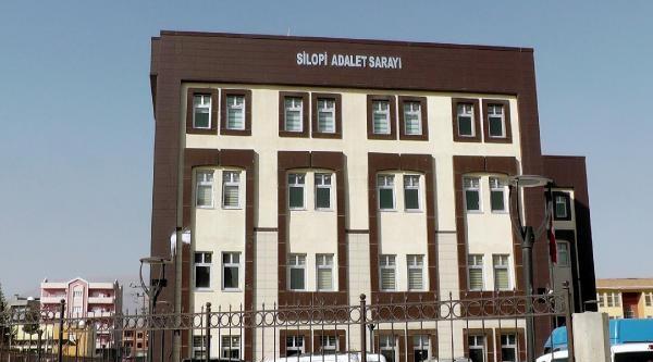 Silopi'de Taşlı Saldırılara Uğrayan Adalet Sarayı Hizmete Girdi