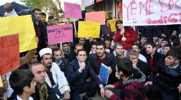 Silopi'De Termik Santral Protestosu