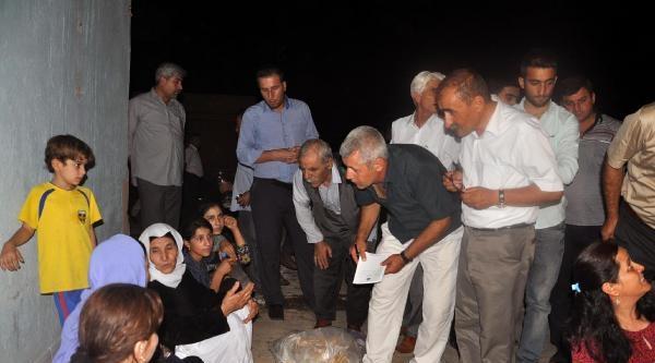 Silopi'ye Gelen Ezidiler, Deprem Konutlarına Yerleştirildi