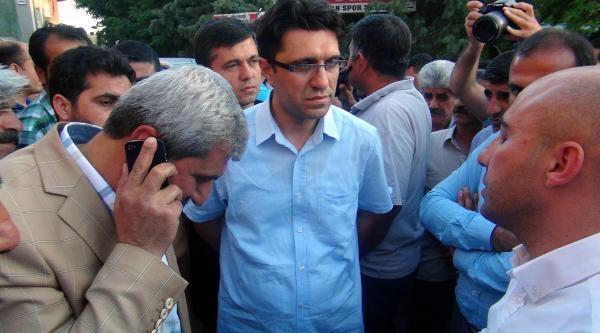 Silvan'da Dedaş Ve Belediye Restleşmesi, Tatlıya Bağlandı