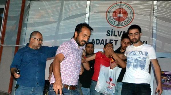 Silvan'da Lice Eylemlerine Katılan 2 Çocuk Tutuklandı