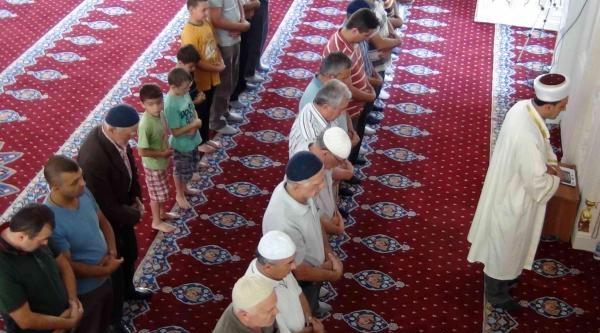 Simav'da Depremin Yıktığı Caminin Yenisi Yapıldı