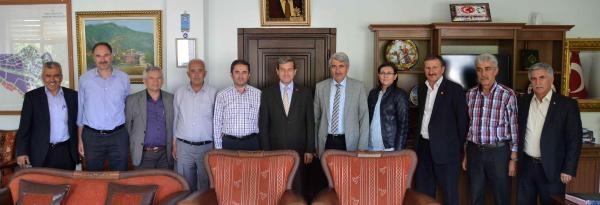 Simav'da Termal Tesisleri İl Genel Meclisi İnceledi