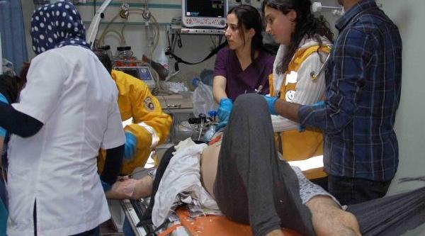 Simav'da Zincirleme Kaza: 2 Ölü, 3 Yarali