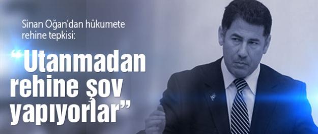 Sinan Oğan'dan hükumete IŞİD tepkisi!