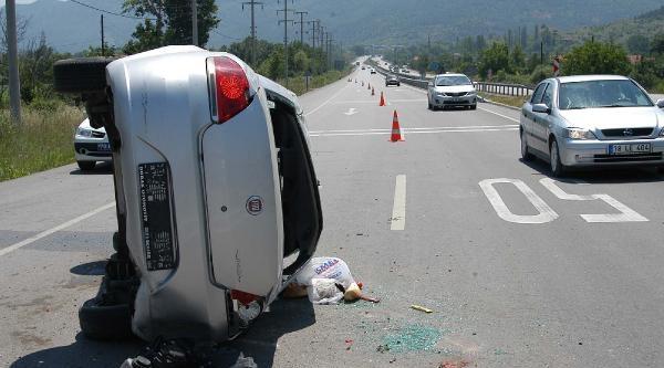 Sınav Dönüşü Kazada Öldü