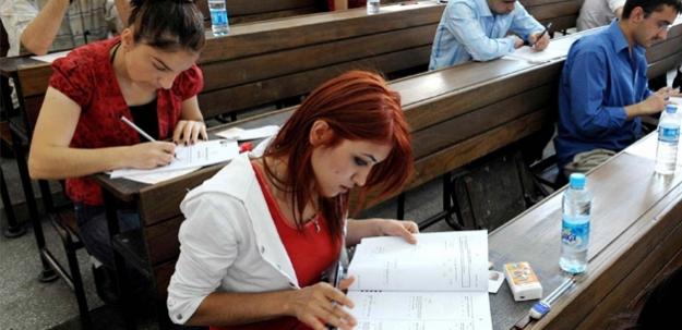 Sınav için para yatıran öğrenciler dikkat!