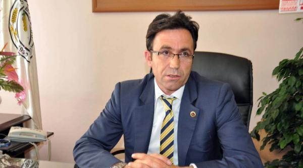 Sincik Belediye Başkanı Korkut, Ak Parti'ye Geçti