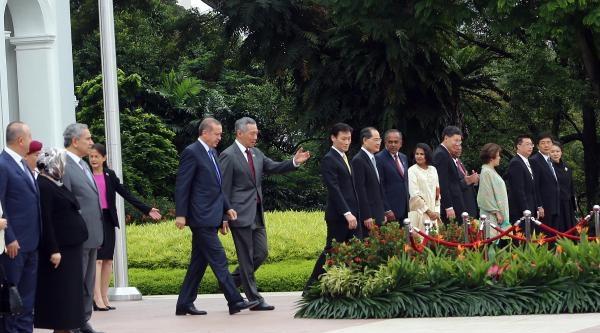 Singapur Ile Terörle Mücadele Işbirliği Imzalandi