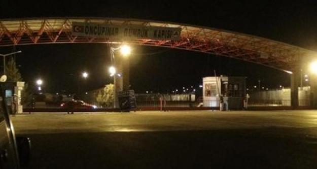 Sınır Kapıları kapatıldı!