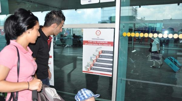 Sınır Kapıları Seçime Hazırlanıyor