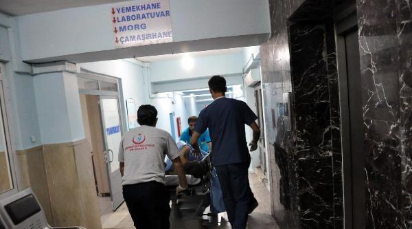 Sınır Karakolundaki Asker Suriye'den Gelen Kurşunla Yaralandı