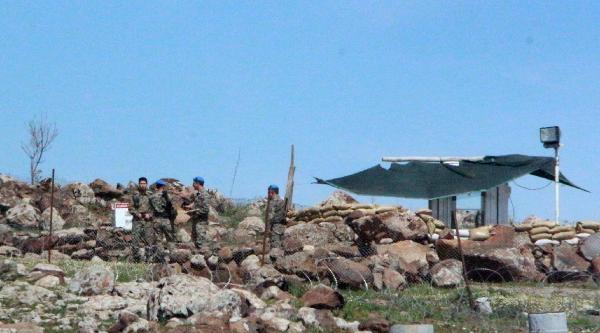 Sınırdaki Gelişmeler Radar Üssünde Takip Ediliyor