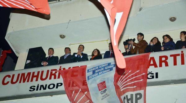 Sinop 'baki' Kaldı