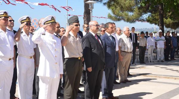 Sinop'ta Denizcilik Bayramı Kutlandı