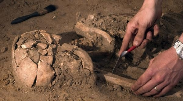 Sırbistan'daki, Rudniçe'nin Birinci Bölge Toplu Mezarında Çalişmalar Sona Erdi