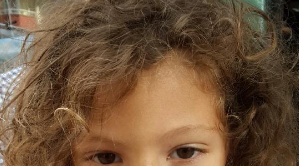 Sirkeci'deki Kazada Ölen 5 Yaşındaki Ece Su Yılmaz'ın Fotoğrafları