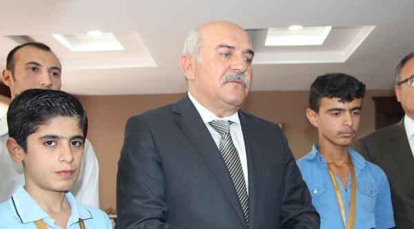 Şirnak Valisi: Başbakan Erdoğan Ve Abdullah Öcalan'i Takdirle Karşılıyorum