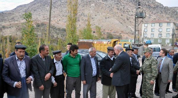 Şirnak Valisi'nden Bdp'Li Silopi Belediyesi'ne Ziyaret