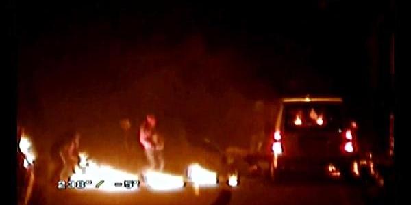 Şirnak'ta 2 Polisin Yaralandiği Molotoflu Saldiriya 10 Tutuklama