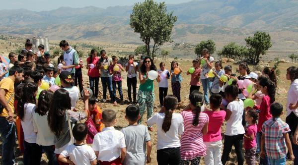 Şirnak'ta Çocuk Festivali Düzenlendi