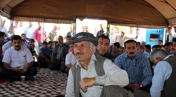 Şirnak'ta Kömür Ocağı İşçileri Oturma Eylemi Başlattı