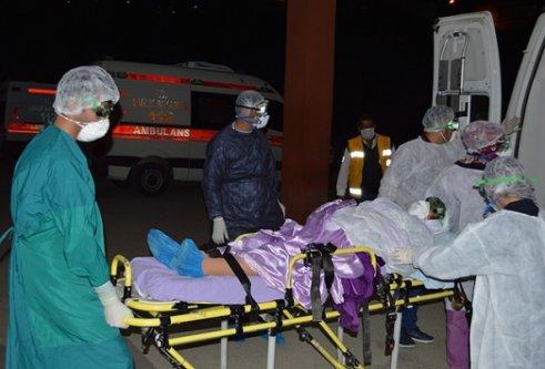 Şırnak'ta MERS virüsü şüphesi