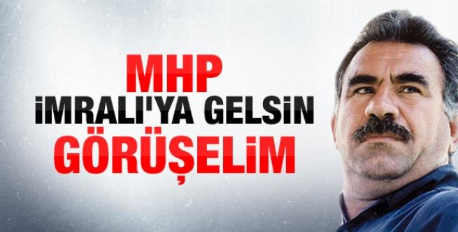 Sırrı Süreyya Önder: Öcalan MHP ile görüşmek istiyor