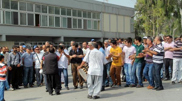 Şişecam'da 5 Bin 800 İşçi Greve Başladı