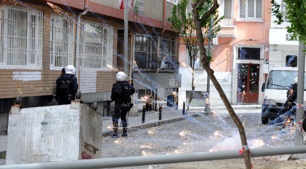 Şişli'de Polis Müdahale