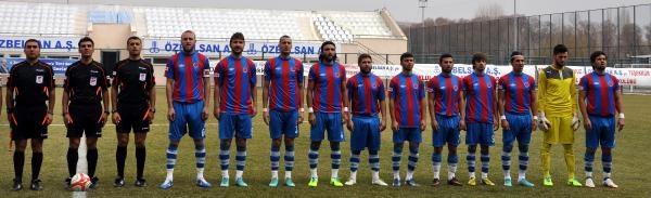 Sivas 4 Eylül Belediyespor - Bergamaspor: 3-4