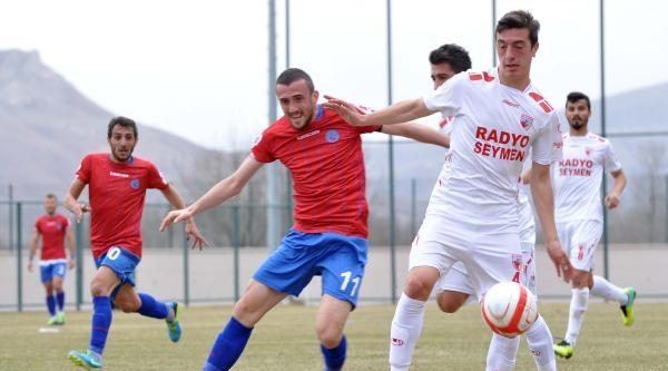 Sivas 4 Eylül Belediyespor-kızılcabölükspor: 1-2
