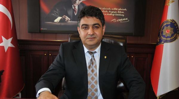 Sivas Emniyet Müdürü Çalişkan Göreve Başladı