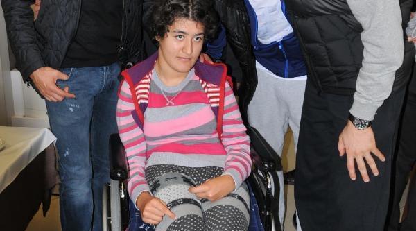 Sivas Valiliği'nden 30 Engelliye Tekerlekli Sandalye