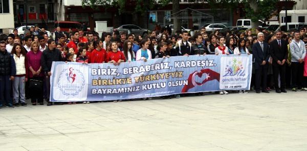 Sivas Ve Tokat'ta 19 Mayıs Törenleri