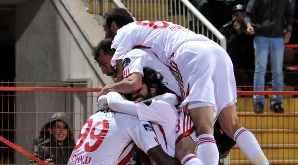 Sivasspor- Akhisar Belediyespor: 3-1
